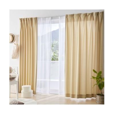 お部屋に合わせやすいカーテン&レースセット カーテン&レースセット, Curtains, sheer curtains, net curtains(ニッセン、nissen)