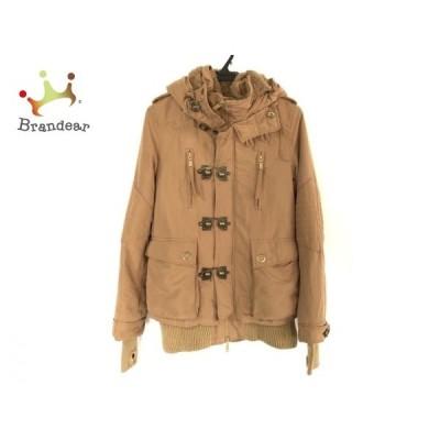 スライ SLY コート サイズ2 M レディース ライトブラウン 冬物/N3B   スペシャル特価 20210327
