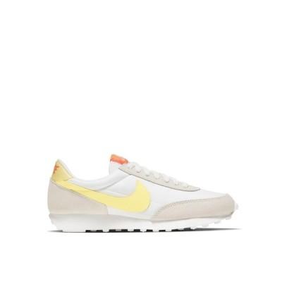 ナイキ レディース スニーカー シューズ Nike Daybreak W sneakers in pale ivory/light zitron Summit white
