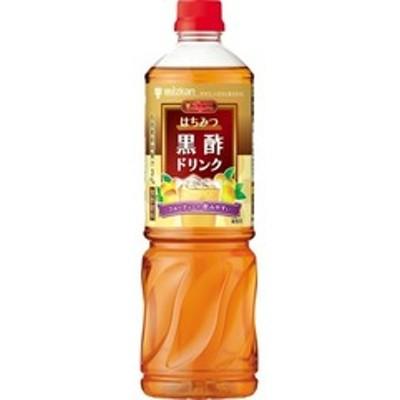 ミツカン ビネグイット はちみつ黒酢ドリンク 6倍濃縮 業務用 (1000ml)