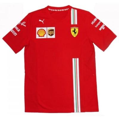 2020 スクーデリア・フェラーリ チーム支給品 Tシャツ サイズM 新品