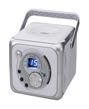 Portable Bluetooth Music System with Cd Player