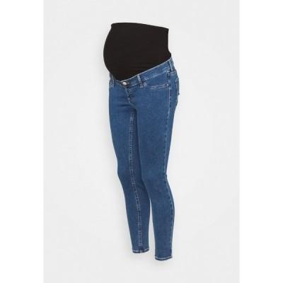 アンナ フィールド ママ デニムパンツ レディース ボトムス Jeans Skinny Fit - blue denim