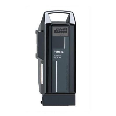 ヤマハ パス 電動自転車用リチウムイオンバッテリーBOX ASSY X0U-82110-20 (旧品番) → X0U-82110-21 (現行品番) 容量 15.4Ah ブラック