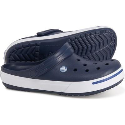 クロックス Crocs レディース クロッグ シューズ・靴 crocband ii clogs Navy/Blue