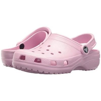 クロックス Classic Clog メンズ クロッグ ミュール Ballerina Pink