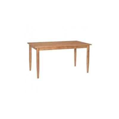 ダイニングテーブル ボンド135 NA l 同梱・代引不可