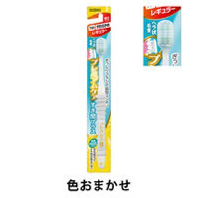 エビスプレミアムケア すき間プラス レギュラー やわらかめ 幅広ヘッド エビス 歯ブラシ