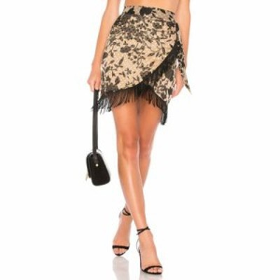 ハウスオブハーロウ1960 その他スカート x REVOLVE Aldo Skirt Black Vintage Floral