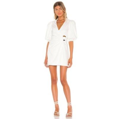 ソング オブ スタイル Song of Style レディース ワンピース ミニ丈 ワンピース・ドレス Elinor Mini Dress Ivory