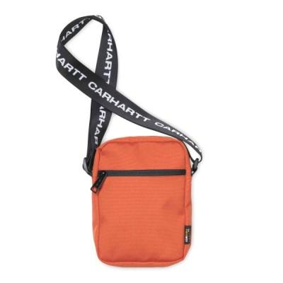 カーハート バッグ メンズ レディース ブランドン ショルダー ポーチ ブリック オレンジ CARHARTT WIP BRANDON SHOULDER POUCH BRICK ORANGE I026871