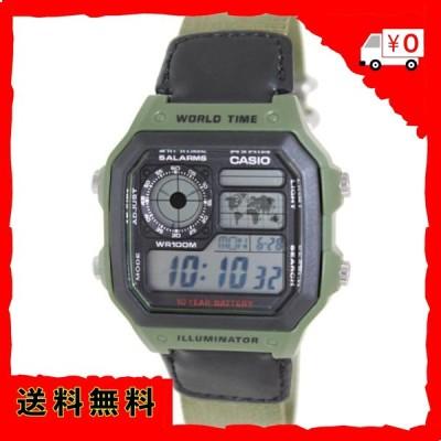 CASIO (カシオ) 腕時計 デジタル メンズ 海外モデル AE-1200WHB-3B [並行輸入品]