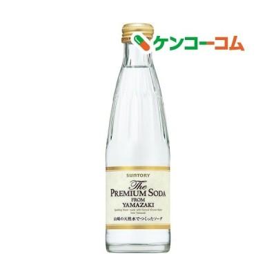 ザ・プレミアムソーダ フロムヤマザキ 炭酸水 ( 240ml*24本 )/ サントリー