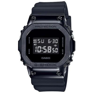 カシオGショック黒 デジタル腕時計  GM-5600B-1JF  メンズ  国内正規品