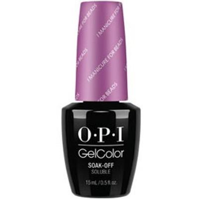 OPI(オーピーアイ) ジェルカラー 15ml  N54