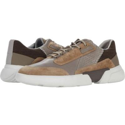 ジェオックス Geox メンズ スニーカー シューズ・靴 Smoother 2 Dove Grey/Sand