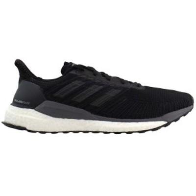 アディダス レディース スニーカー シューズ Solar Boost 19 W Running Shoes Core Black