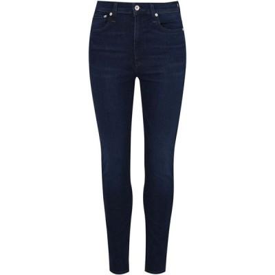 ラグ&ボーン Rag and Bone レディース ジーンズ・デニム スキニー ボトムス・パンツ Nina High Rise Ankle Skinny Jeans VIOLA