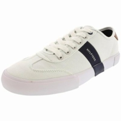 PANDORA パンドラ スポーツ用品 シューズ Tommy Hilfiger Mens Pandora Ankle-High Canvas Fashion Sneaker