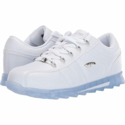 ラグズ Lugz メンズ スニーカー シューズ・靴 Charger II Ice White/Clear