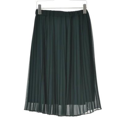 56section67 プリーツロング スカート