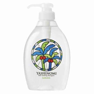 サラヤ ヤシノミ洗剤 ポンプ付 500ml 1本