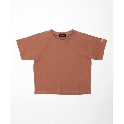 【コムサイズム】 DICカラー半袖Tシャツ キッズ ブラウン 120.0cm COMME CA ISM