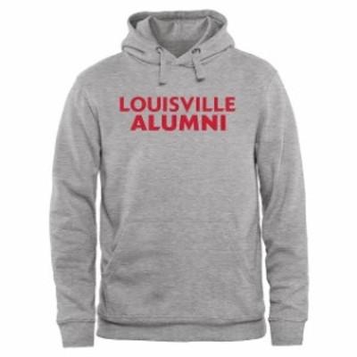Fanatics Branded ファナティクス ブランド スポーツ用品  Louisville Cardinals Louisville Alumni Signature Stack Pullover Hoodie -