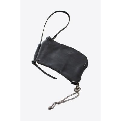 Ytn no7  Unisex Washed Leather Zip Wallet   ユニセックス ウォッシュド レザージップウォレット 財布 ブラック 黒 アルチザン ハンドメイド