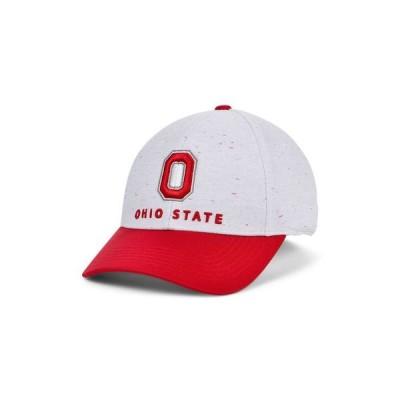 トップオブザワールド メンズ 帽子 アクセサリー Men's Ohio State Buckeyes Wind Flex Cap