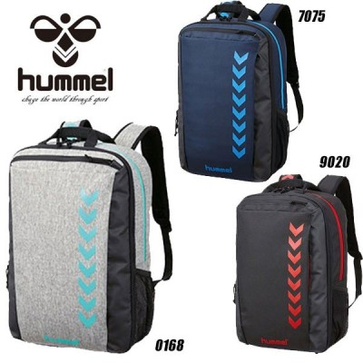 即納可★ 【hummel】ヒュンメル 拡張型クーラーバックパック HFB6122