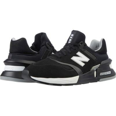 ニューバランス New Balance Classics メンズ スニーカー シューズ・靴 997 Sport Black/White