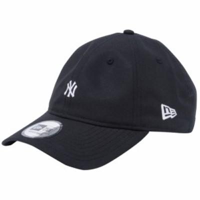 【新品】ニューエラ 930キャップ クローズストラップ タイプライター ニューヨークヤンキース ブラック スノーホワイト New Era NewEra