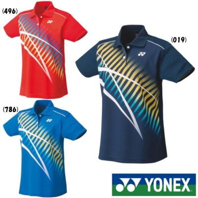 送料無料◆YONEX◆2021年9月下旬発売◆レディース ゲームシャツ 20626 ヨネックス テニス バドミントン ウェア