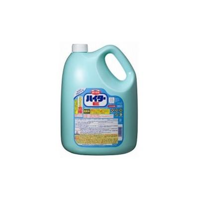 花王 ハイターE 液体塩素系漂白剤 5kg 衣類用 色物・柄物もOK