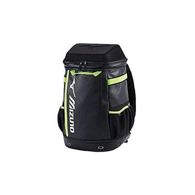 Mizuno G2 Bags Back Pack Black - Optic/Sulphur one-Size