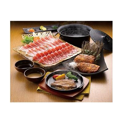 <ミヤチク/ミヤチク> イベリコ豚しゃぶしゃぶ肉と味噌漬け SD-240【三越伊勢丹/公式】