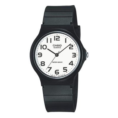 カシオ CASIO 腕時計 SDC・17A ラウンドラバーベルトMウォッチ MQ-24-7B2LLJF ギフトラッピング無料