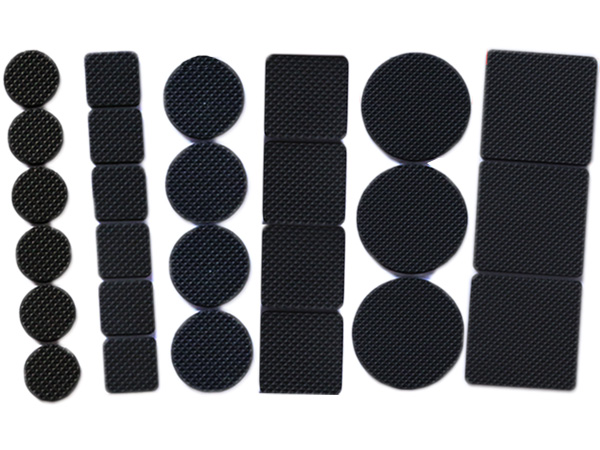 桌椅腳止滑貼片(1張入) 圓形/方形 尺寸可選【D801177】