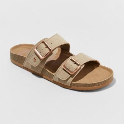 マッドラブ Mad Love レディース サンダル・ミュール シューズ・靴 Keava Footbed Sandal Taupe