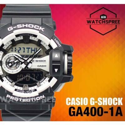 カシオ 腕時計 Casio G-Shock World-Popular Big Case Series GA400-1A