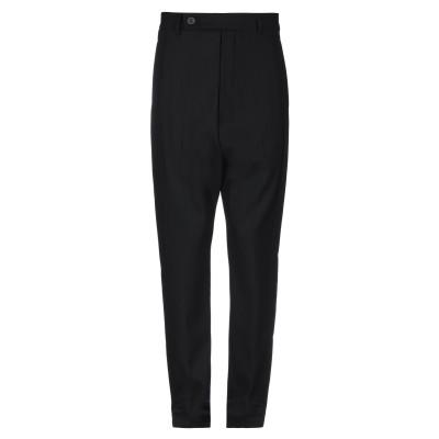 リック オウエンス RICK OWENS パンツ ブラック 46 ウール 96% / シルク 4% パンツ