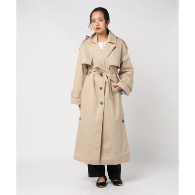 コート トレンチコート 日本限定オーバーサイズ トレンチコート