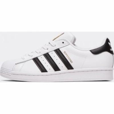 アディダス adidas Originals レディース スニーカー シューズ・靴 Superstar Trainer Footwear White/Core Black/Footwear White