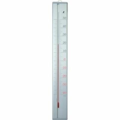 シンワ測定 アルミ寒暖計 45cm 72991