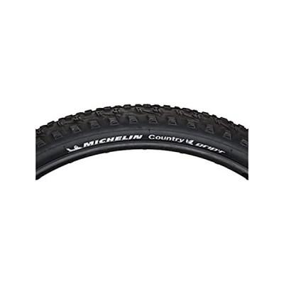 【送料無料】MICHELIN Country GRIP'R Bike TIRE, Black, 27.5x2.10 Country grip'r【並行輸入品】