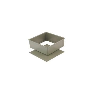 ベイクウェアー角型デコレーション底取12cm57299 CD:330125