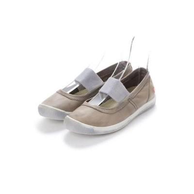 ヨーロッパコンフォートシューズ EU Comfort Shoes Softinos スリッポン(900.446) (グレー)