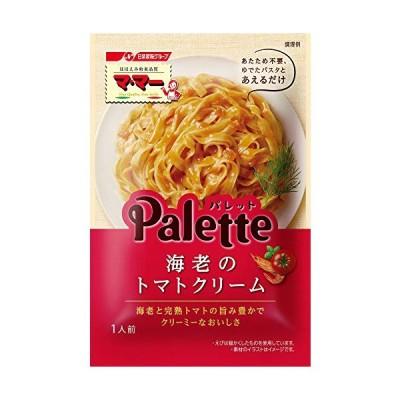 マ・マー Palette 海老のトマトクリーム(あえるだけパスタソース)80g ×8袋