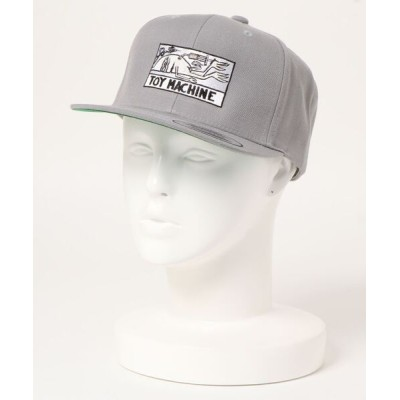 GOOD DEAL / DRUGGED EYES BB CAP WOMEN 帽子 > キャップ